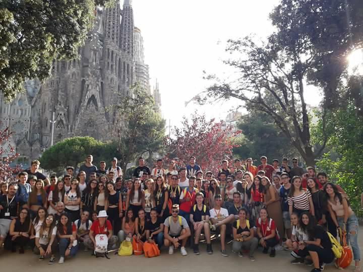 Barcellona la salle estate inpsieme 2017 sale scuola for Barcellona estate