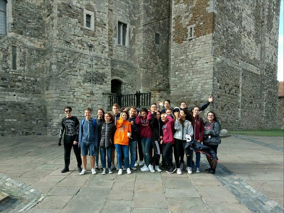 canterbury sale scuola viaggi