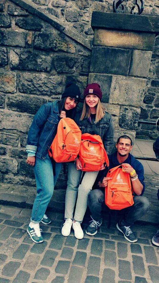 merchiston1 Edimburgo Sale Scuola Viaggi