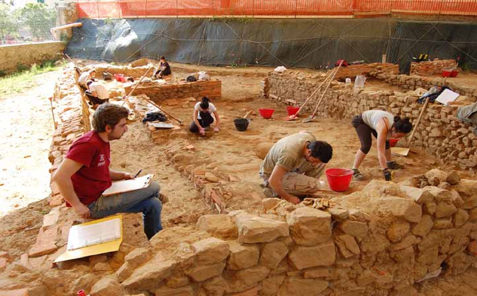 Archeologia Sale Scuola Viaggi