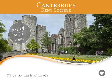 canterbury college Estate INPSieme Sale Scuola Viaggi