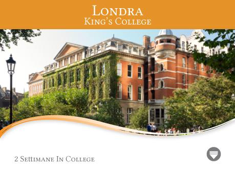 londra kings college Sale Scuola Viaggi