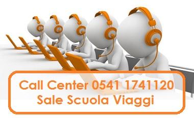 omini-dei-call-center SALE SCUOLA VIAGGI
