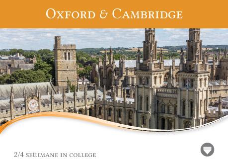 oxford Cambridge Sale Scuola Viaggi
