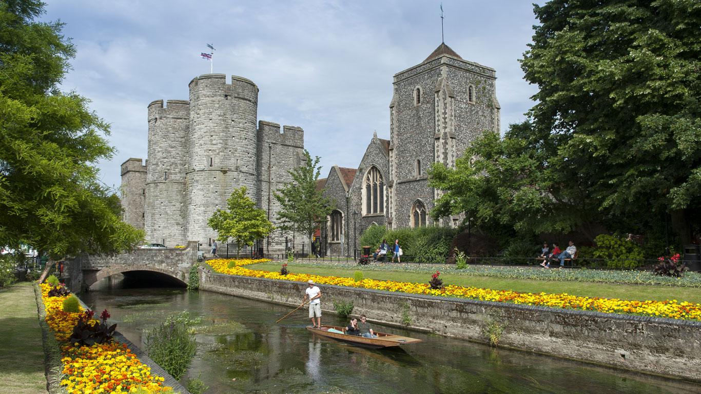 Canterbury SALE VIAGGI