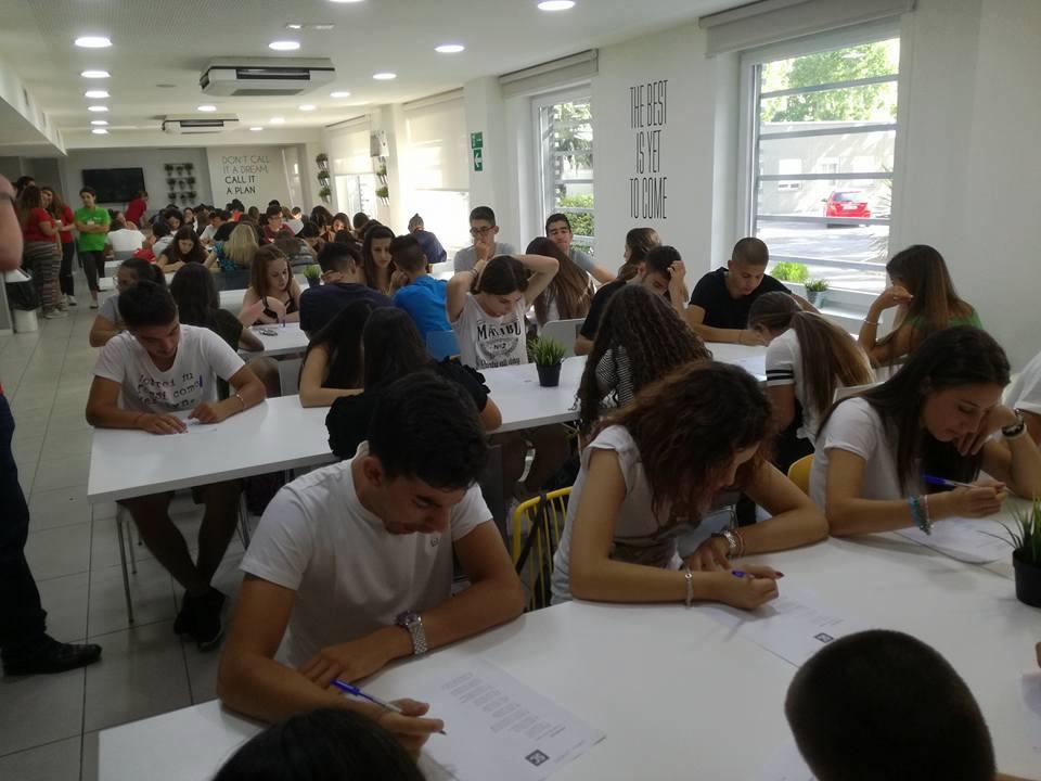 MadridEscola Sale Scuola Viaggi