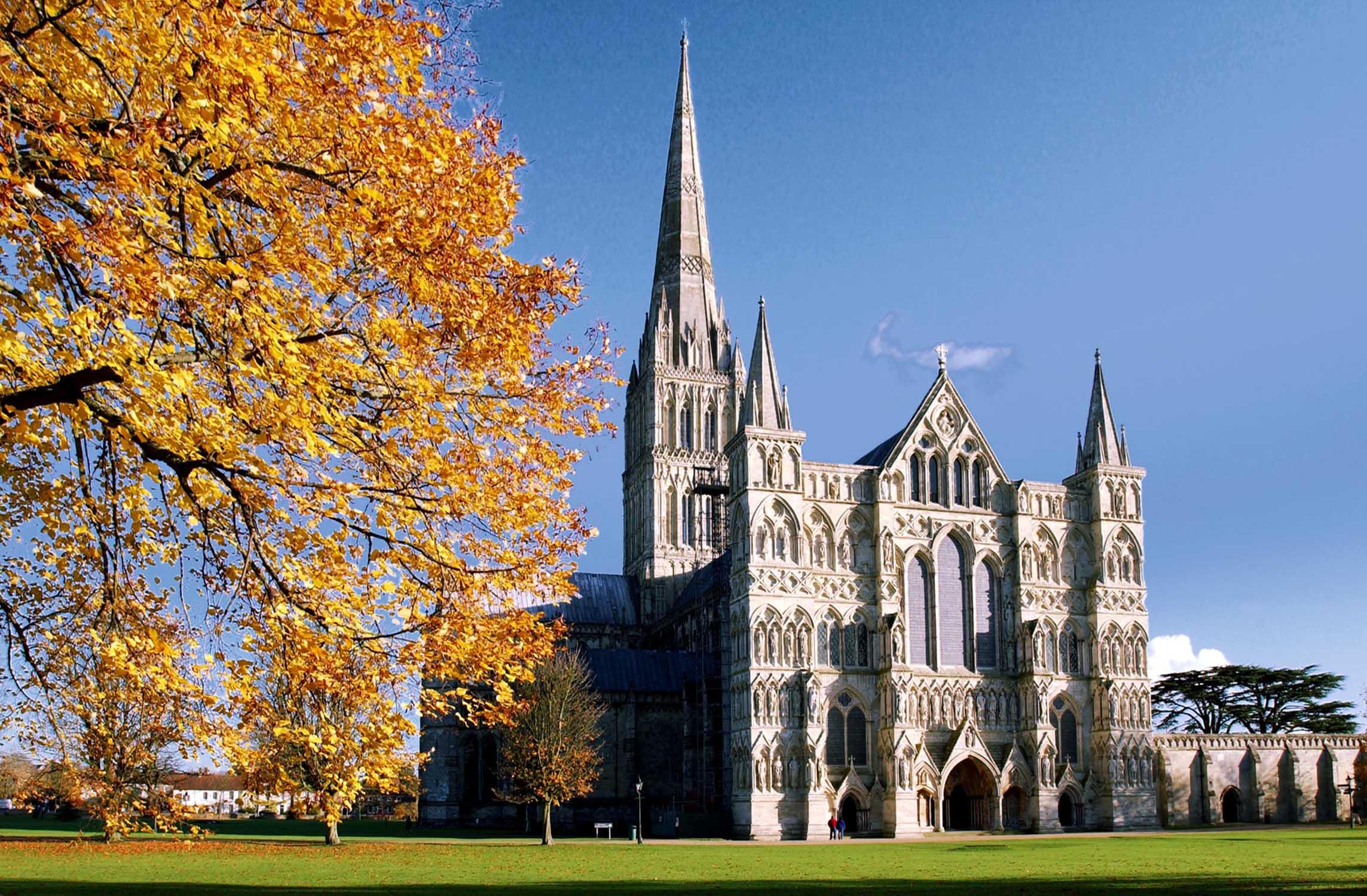 Salisbury-Cathedral Sale Viaggi