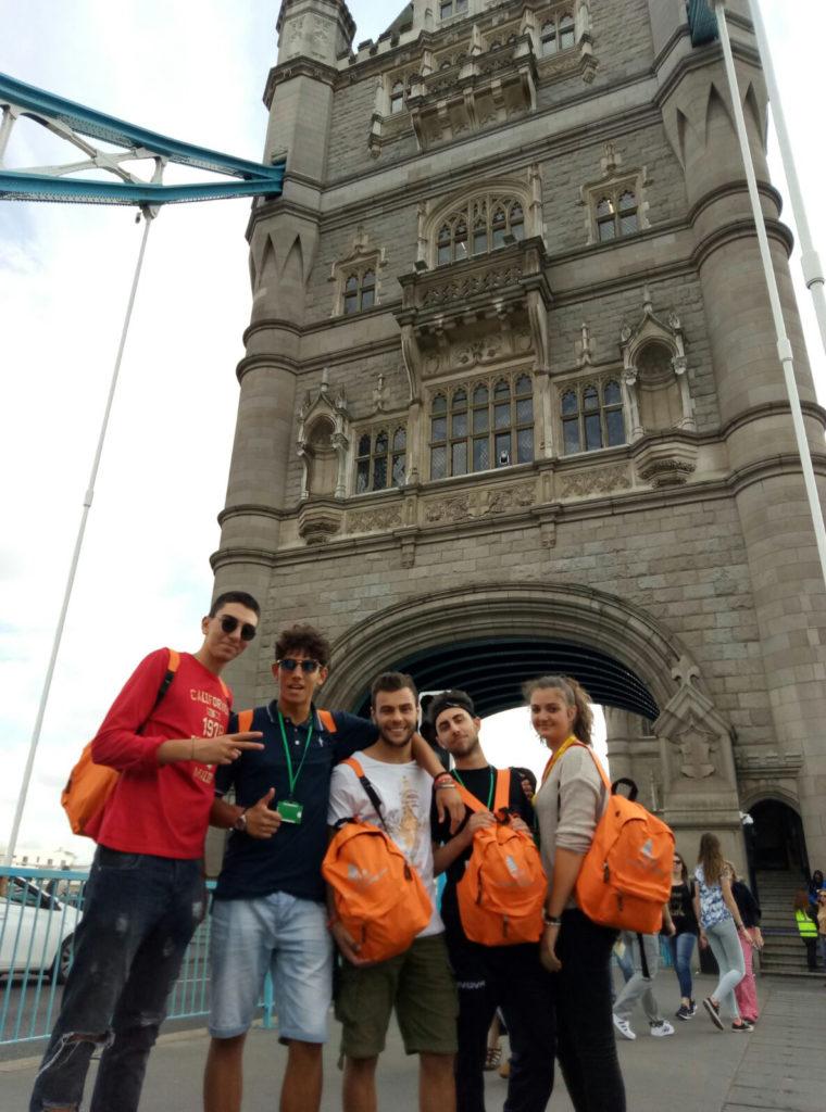Londra Inpsieme 2018 Sale Scuola Viaggi