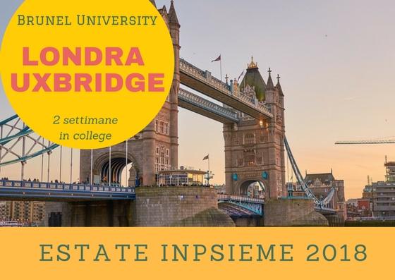 Brunel inpsieme 2018 Sale Scuola Viaggi