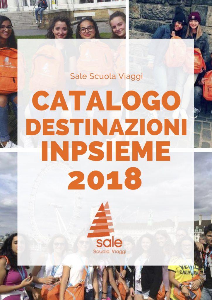 catalogo-destinazioni-estero-inpsieme2018 sale scuola viaggi