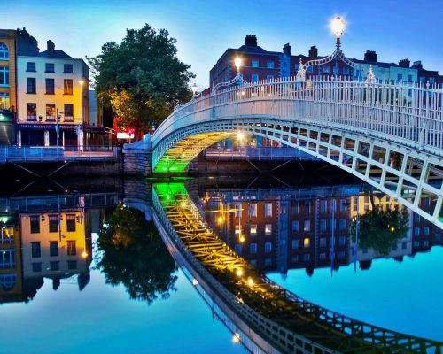 Dublino Green Economy Pon Stage