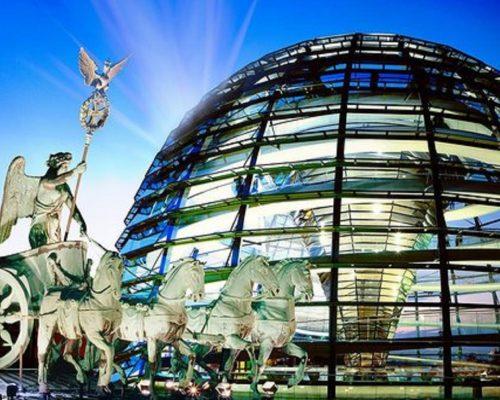 Deutsch Institut — Berlino - Sale Scuola Viaggi