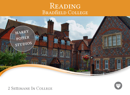 Reading - Bradfield College - Estate INPSieme 2017 - Sale Scuola Viaggi