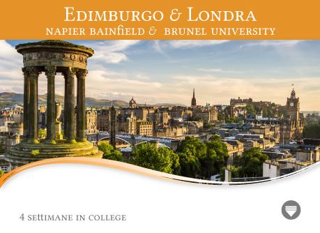 Edimburgo + Londra - Estate INPSieme 2017 - Sale Scuola Viaggi