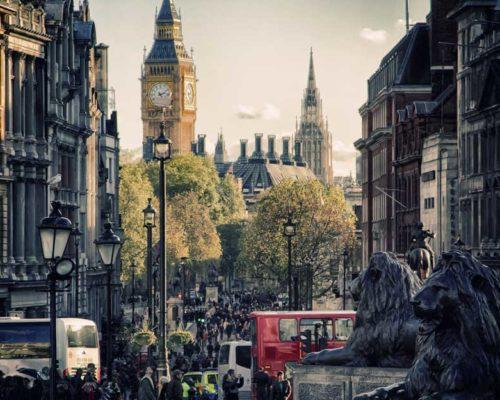 Londra Pon Lingua - Sale Scuola Viaggi