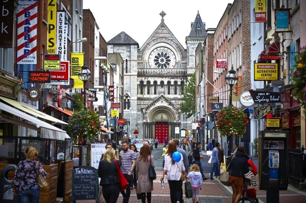 Dublin-Zentrum sale viaggi