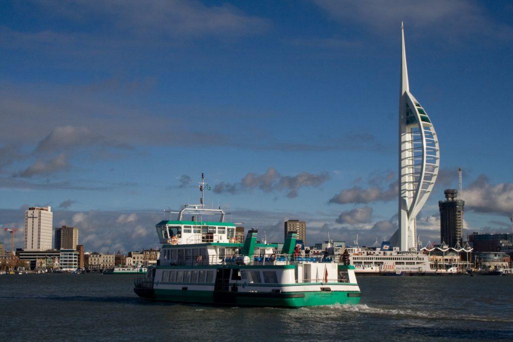 Portsmouth Ferry SALE SCUOLA VIAGGI