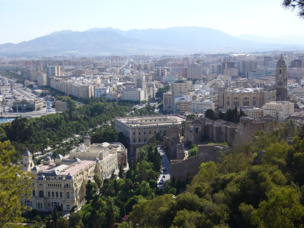 Malaga sale scuola viaggi