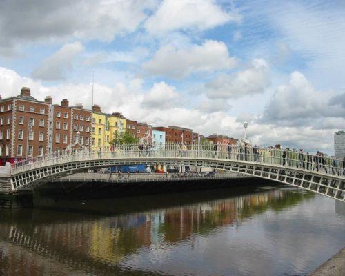 Dublino Corsi di lingua gruppi - Sale Scuola Viaggi