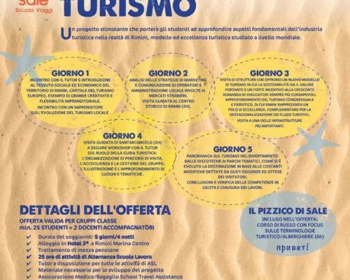 Offerta RIMINI TURISMO Sale Scuola Viaggi