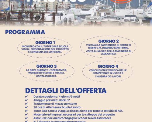 Offerta Nautico Rimini Sale Scuola Viaggi