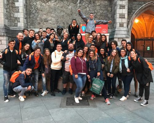 Dublino Inpsieme 2018 Sale Scuola Viaggi