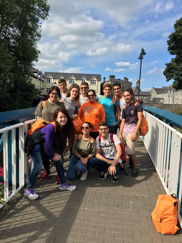 Sligo inpsieme 2018 sale scuola viaggi