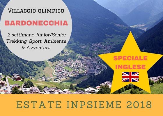 Bardonecchia INPSIeme 2018 Sale Scuola Viaggi