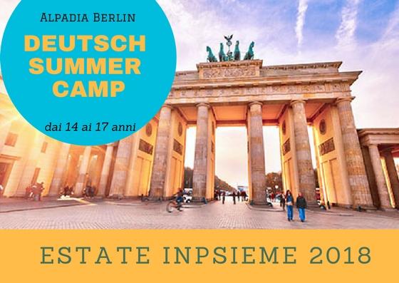 Berlino INPS2018 Sale Scuola Viaggi