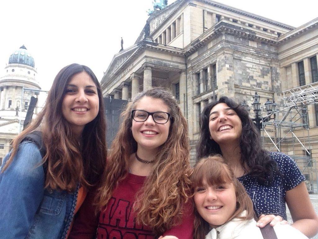 BERLINO INPSIEME 2018 SALE SCUOLA VIAGGI