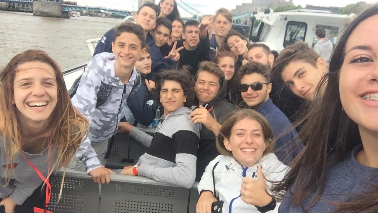 Canterbury INpsieme 2018 Sale Scuola Viaggi