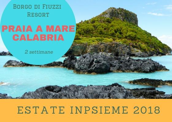 PRAIA A Mare Inpsieme 2018 Sale Scuola Viaggi
