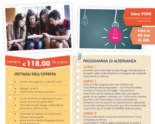 Rimini Marketing e Startup Sale Scuola Viaggi