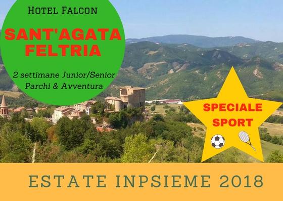 Sant'Agata Feltria Inpsieme 2018 Sale Scuola Viaggi