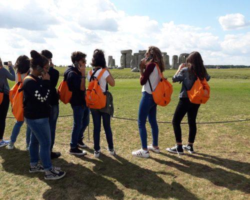 Bando corso di lingue all'estero sale scuola viaggi