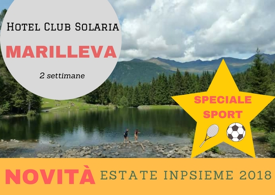 Marilleva Sport INpsieme 2018 Sale Scuola Viaggi