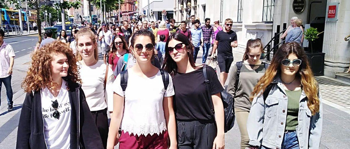 Dublino Ise 2018 Sale Scuola Viaggi