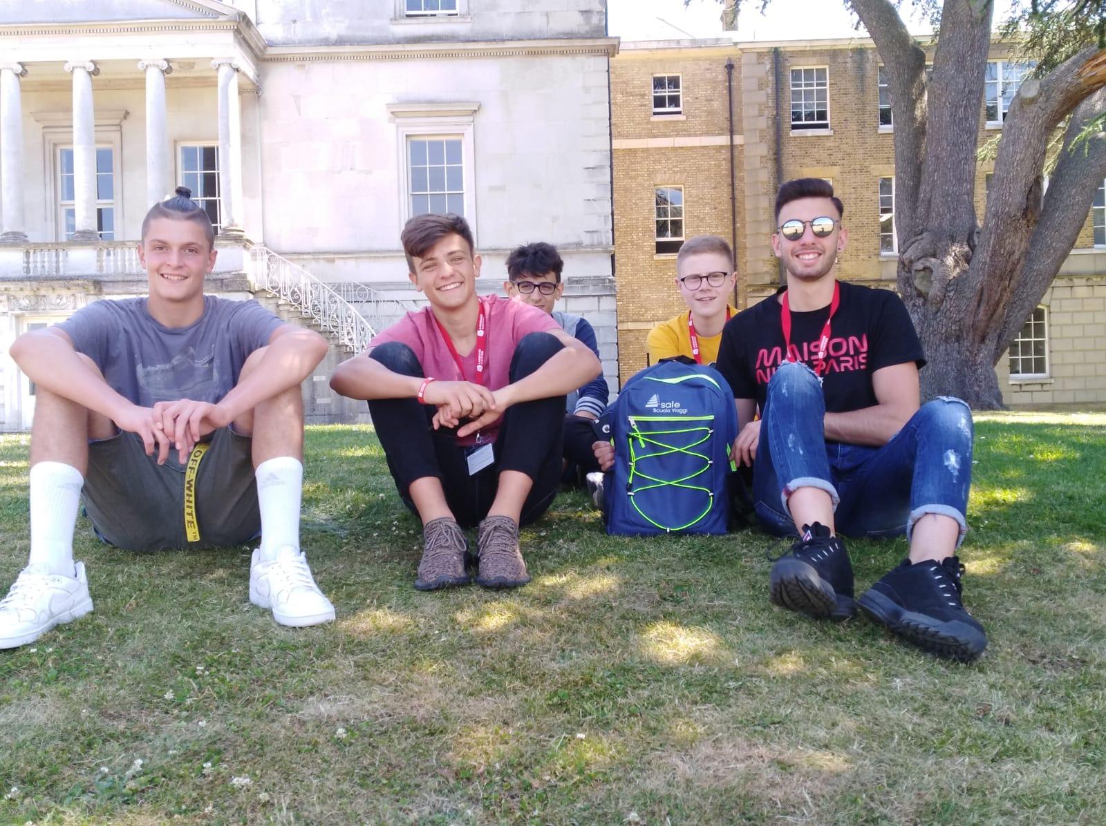 Londra Roehampton 2018 Sale Scuola Viaggi (2)