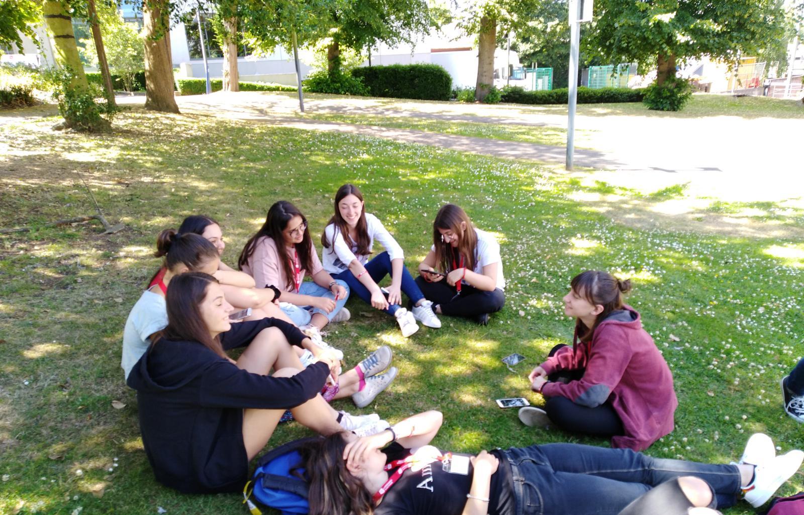 Londra Roehampton 2018 Sale Scuola Viaggi (5)