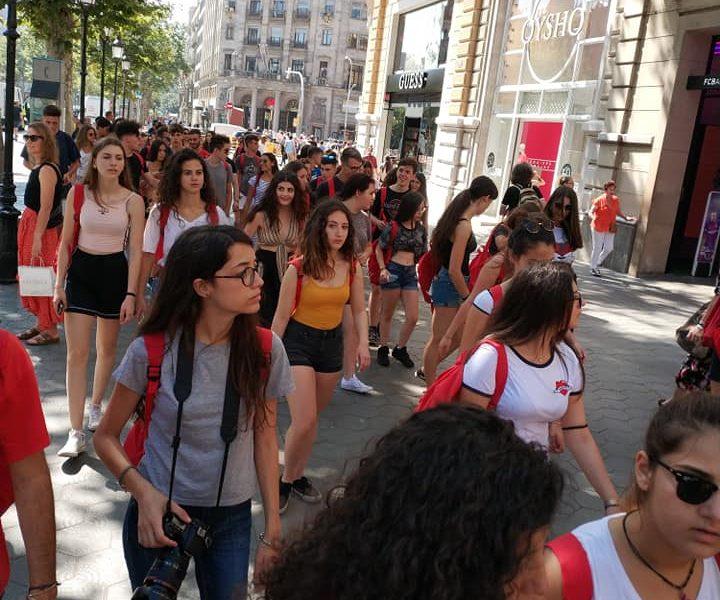 Barcellona 1 turno Sale Scuola Viaggi (10)