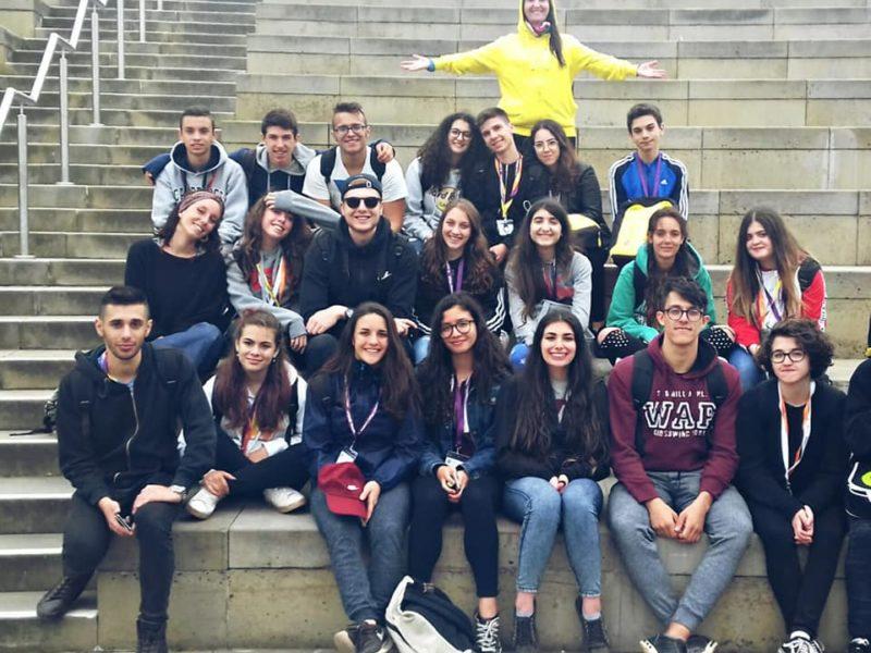 Edimburgo 1 turno Sale Scuola viaggi ; (1)