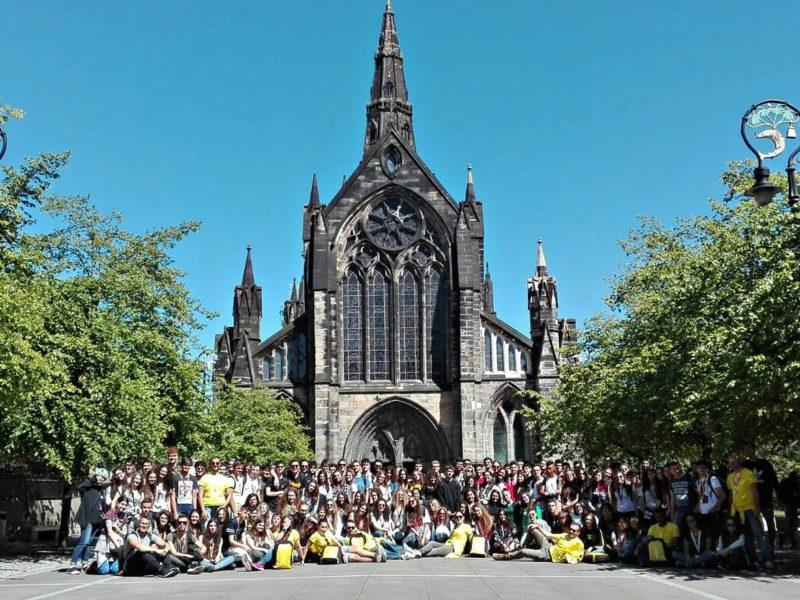 Edimburgo 1 turno Sale Scuola viaggi ; (2)