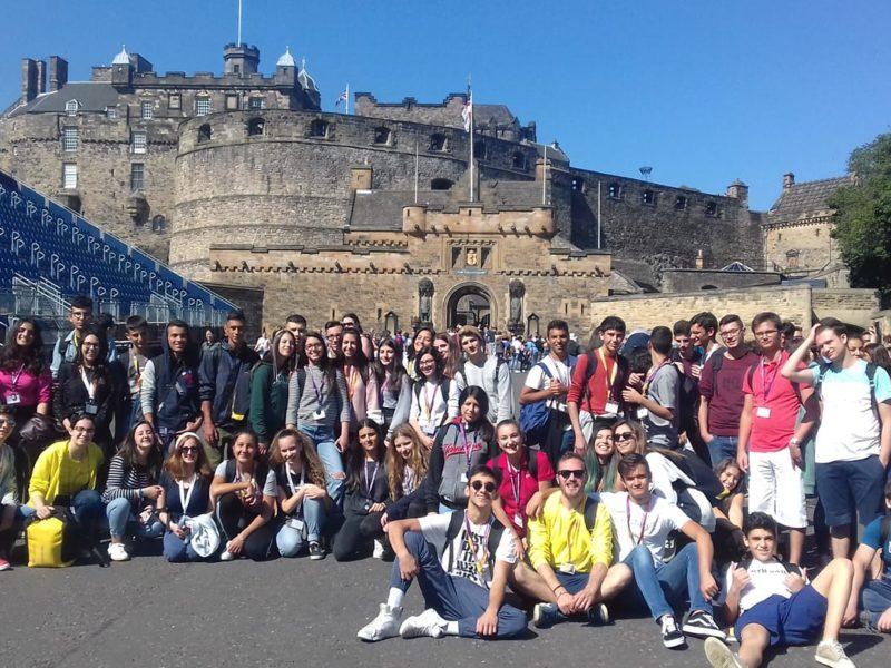 Edimburgo 1 turno Sale Scuola viaggi ; (3)