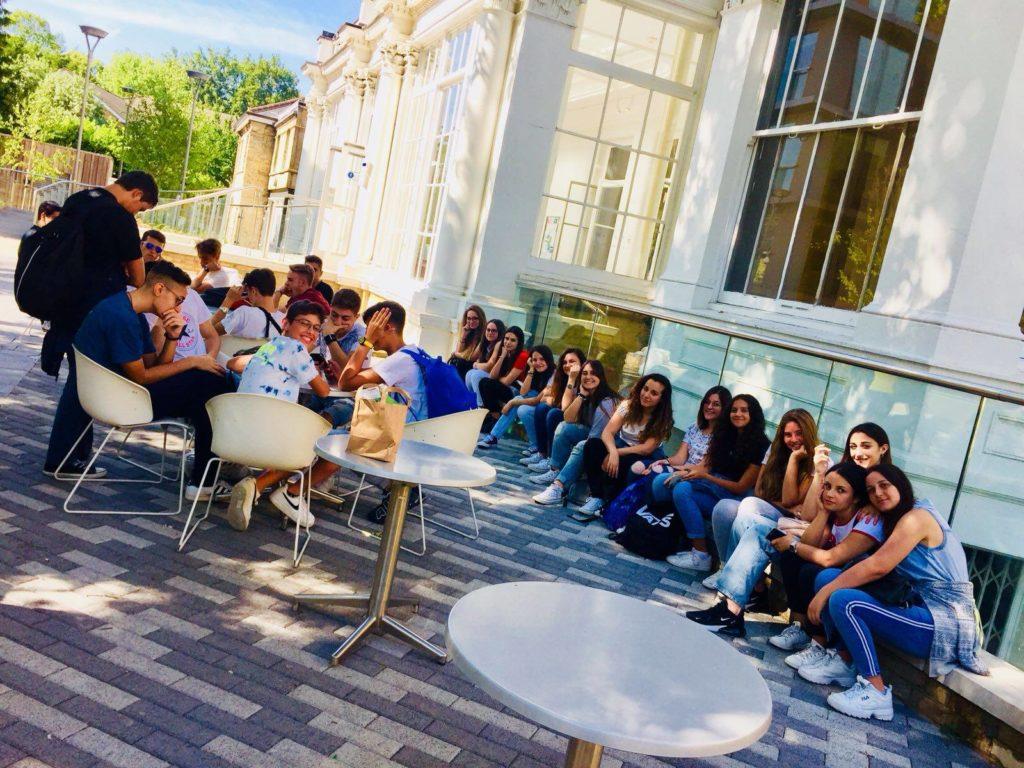 Londra - King\'s College - Estate INPSieme 2018 - Sale Scuola ...