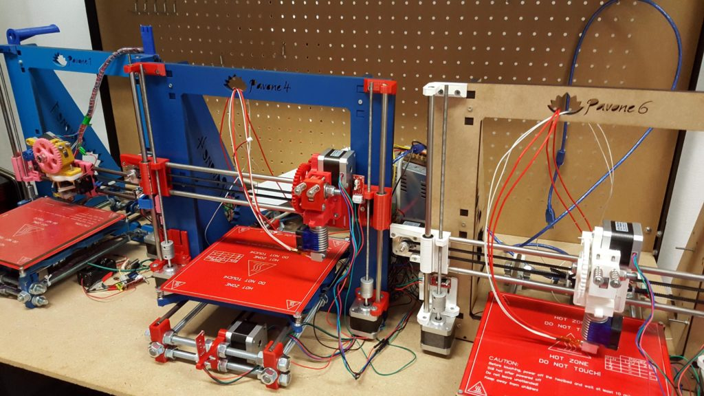 Torino Stampa 3D alternanza in gita salescuolaviaggi