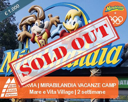 Cervia - Mirabilandia Vacanze Camp - Estate INPSieme 2019 - Sale ...