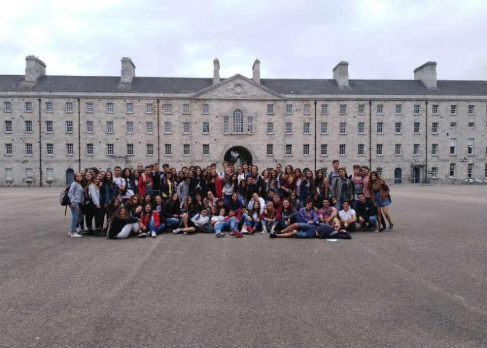 Dublino - Whitehall College (1)