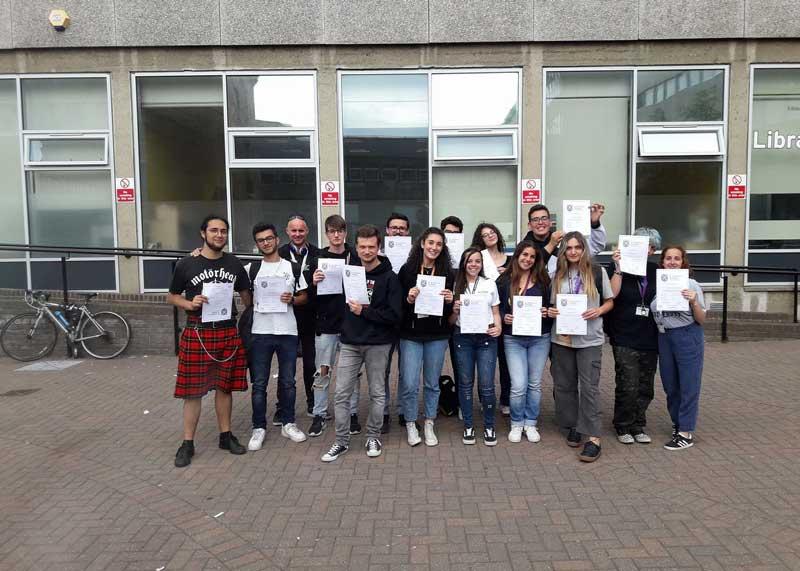Edimburgo - Napier University (4)