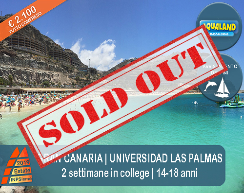 Gran canaria sold out