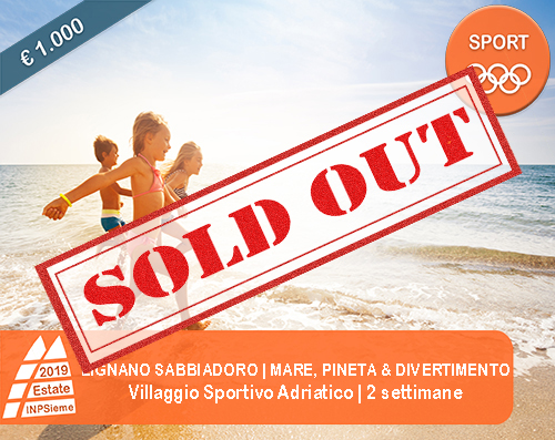 Lignano Sabbiadoro - Mare, Pineta & Divertimento - Estate INPSieme ...